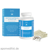 Detox-Kapseln 24-Tage-Kur, 288 ST, Plantavis GmbH