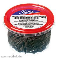 Salmix Salmiakpastillen zuckerfrei, 150 G, Pharma Peter GmbH