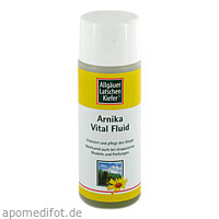 Allgäuer LK Arnika Vital Fluid, 100 ML, Dr. Theiss Naturwaren GmbH