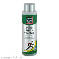 Allgäuer LK Arnika Vital Fluid, 500 ML, Dr. Theiss Naturwaren GmbH