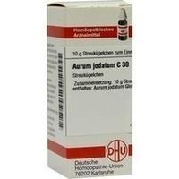 Aurum jodatum C30, 10 G, Dhu-Arzneimittel GmbH & Co. KG