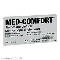 STETHOSKOP FLACHKOPF BLAU, 1 ST, Dr. Junghans Medical GmbH