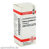 Datisca cannabina D2, 10 G, Dhu-Arzneimittel GmbH & Co. KG