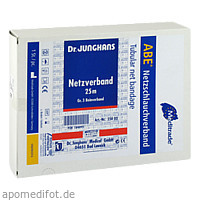 NETZVERBAND 25M GR.3 BEIN, 1 ST, Dr. Junghans Medical GmbH