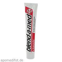 blend-a-med classic Zahncreme, 75 ML, WICK Pharma - Zweigniederlassung der Procter & Gamble GmbH
