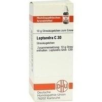 Leptandra C30, 10 G, Dhu-Arzneimittel GmbH & Co. KG