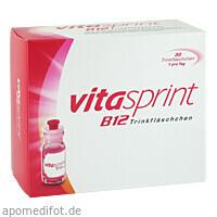 VITASPRINT B12, 30 ST, GlaxoSmithKline Consumer Healthcare GmbH & Co. KG