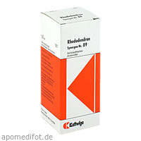 SYNERGON KOMPL RHODODEN 89, 50 ML, Kattwiga Arzneimittel GmbH