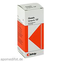 SYNERGON KOMPL CLEMAT 137, 50 ML, Kattwiga Arzneimittel GmbH
