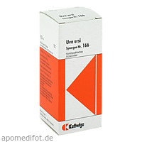 SYNERGON KOMPL UVA URS 166, 50 ML, Kattwiga Arzneimittel GmbH