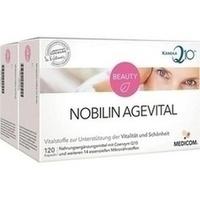 Nobilin Agevital, 2X120 ST, Medicom Pharma GmbH