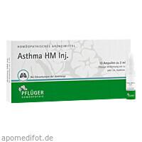 Asthma HM Inj., 10X2 ML, Homöopathisches Laboratorium Alexander Pflüger GmbH & Co. KG