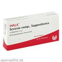 SENECIO COMP SUPPOSITORIEN, 10X2 G, Wala Heilmittel GmbH