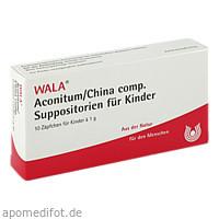 ACONITUM/CHINA COMP KSUPP, 10X1 G, Wala Heilmittel GmbH