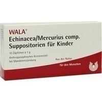 ECHINACEA/MERCU COMP KSUPP, 10X1 G, Wala Heilmittel GmbH