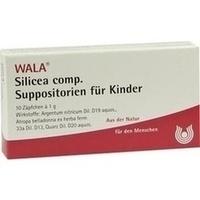 SILICEA COMP KSUPP, 10X1 G, Wala Heilmittel GmbH