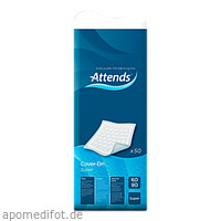 Attends Cover Dri Super 60x90, 50 ST, Attends GmbH