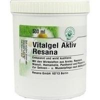 VITALGEL AKTIV RESANA, 500 ML, Resana GmbH