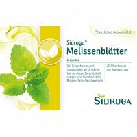 SIDROGA MELISSENBLAETT, 20X1.5 G, Sidroga Gesellschaft Für Gesundheitsprodukte mbH