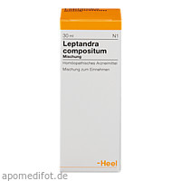 LEPTANDRA COMP, 30 ML, Biologische Heilmittel Heel GmbH
