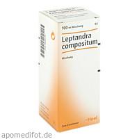 LEPTANDRA COMP, 100 ML, Biologische Heilmittel Heel GmbH