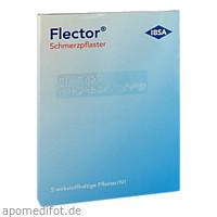 Flector Schmerzpflaster + elatischer Netzstrumpf, 5 ST, Medice Arzneimittel Pütter GmbH & Co. KG