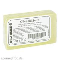 Dr.Theiss Olivenöl-Seife, 100 G, Dr. Theiss Naturwaren GmbH