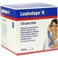 Leukotape K 7.5cm blau, 1 ST, Bsn Medical GmbH