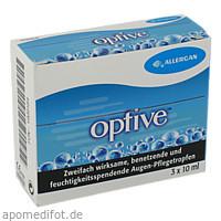 OPTIVE, 3X10 ML, Allergan GmbH