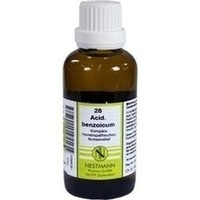 ACIDUM BENZOIC NESTM 28, 50 ML, Nestmann Pharma GmbH