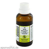 ACIDUM PHOS KOMPL NESTM 25, 50 ML, Nestmann Pharma GmbH