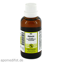 ADONIS KOMPL NESTM 43, 50 ML, Nestmann Pharma GmbH