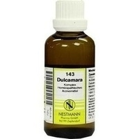 DULCAMARA KOMPL NESTM 143, 50 ML, Nestmann Pharma GmbH