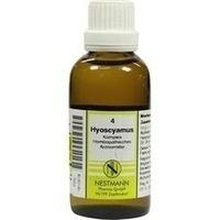 HYOSCYAMUS KOMPL NESTM 4, 50 ML, Nestmann Pharma GmbH