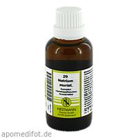 NATR MURIAT KOMPL NESTM 29, 50 ML, Nestmann Pharma GmbH