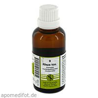 RHUS TOX KOMPL NESTM 9, 50 ML, Nestmann Pharma GmbH