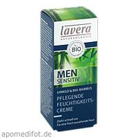 lavera Men sensitiv Pflegende Feuchtigkeitscreme, 30 ML, Laverana GmbH & Co. KG