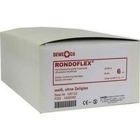 RONDOFLEX BINDE WEISS 20X6, 20 ST, DEWE+CO Verbandstoff-Fabrik Dr. Wüsthoff & Co.