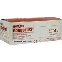 RONDOFLEX BINDE HAUTF 20X4, 20 ST, DEWE+CO Verbandstoff-Fabrik Dr. Wüsthoff & Co.