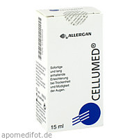 CELLUMED, 15 ML, Allergan GmbH