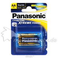 Batterie Mignon ZR6 Oxyride, 2 ST, Vielstedter Elektronik