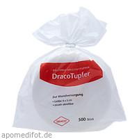 Zellstofftupfer 4x5cm Rolle, 500 ST, Dr. Ausbüttel & Co. GmbH