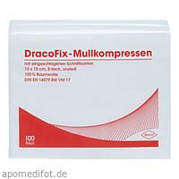 DRACOFIX OP KOM unsteril 10x10 12fach, 100 ST, Dr. Ausbüttel & Co. GmbH