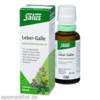 Leber-Galle-Kräutertropfen N Salus, 50 ML, Salus Pharma GmbH