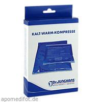 Kalt-/Warm Kompresse 7.5x35cm mit Vlieshülle, 1 ST, Dr. Junghans Medical GmbH