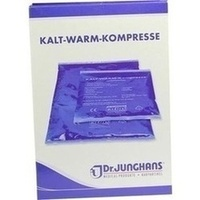 Kalt-/Warm Kompresse 12x29cm mit Vlieshülle, 1 ST, Dr. Junghans Medical GmbH