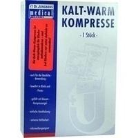 Kalt-/Warm Kompresse 16x26cm mit Vlieshülle, 1 ST, Dr. Junghans Medical GmbH