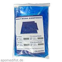 Kalt-/Warm Kompresse 30x40cm mit Vlieshülle, 1 ST, Dr. Junghans Medical GmbH