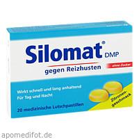 Silomat DMP, 20 ST, Sanofi-Aventis Deutschland GmbH GB Selbstmedikation /Consumer-Care