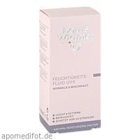 WIDMER Feuchtigkeitsfluid UV6 leicht parfümiert, 50 ML, Louis Widmer GmbH